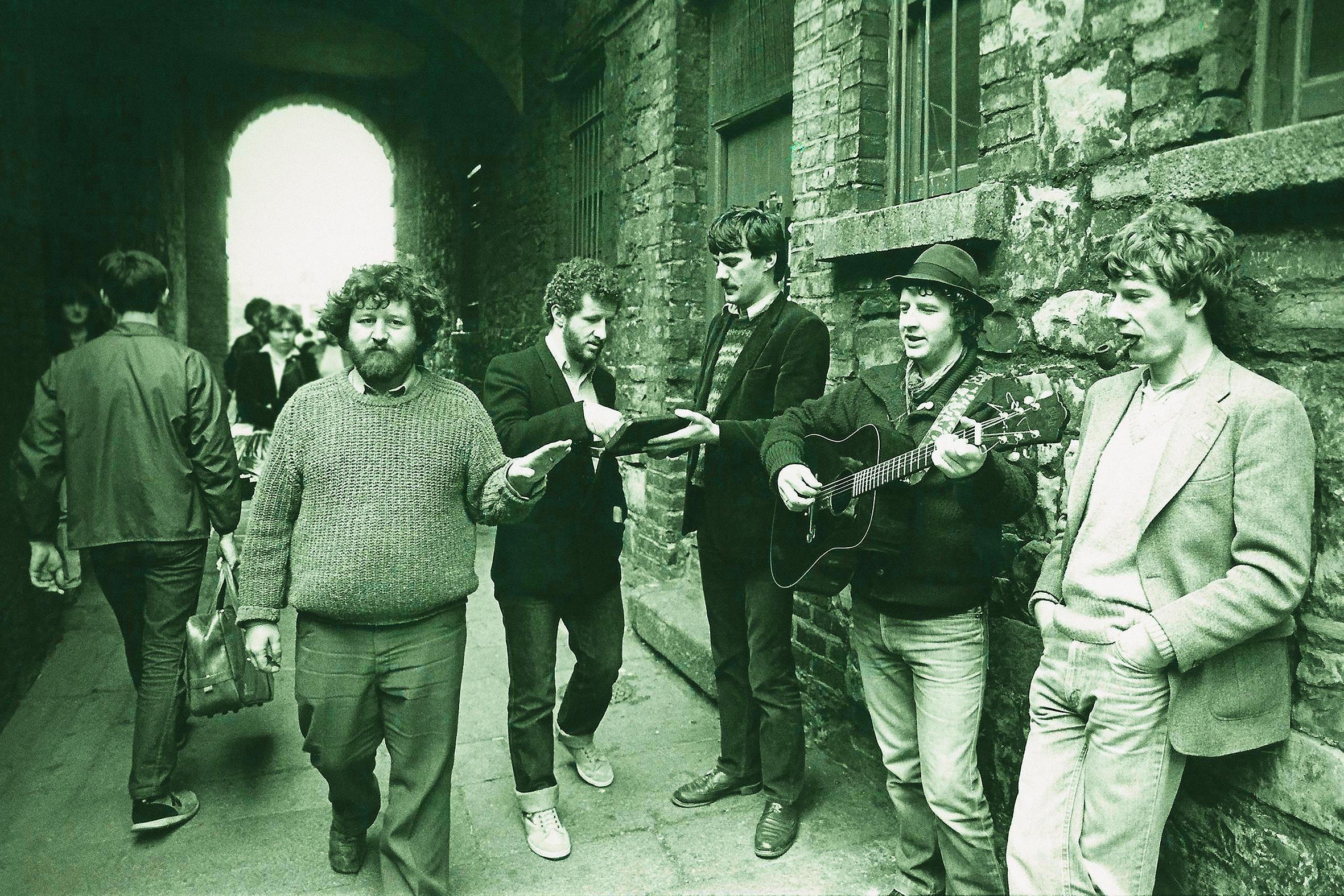 Legendary Irish Folk Band Stockton's Wing Retrospective